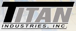 Titan Industries Inc. logo