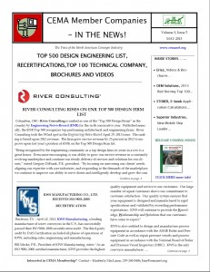 May 2013 Mbrs in the NEWs