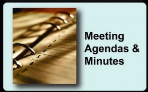 agendsa and minutes