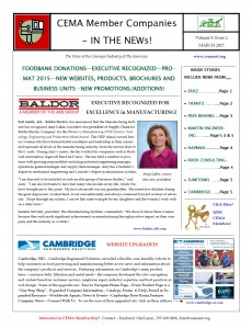 March 2015 Newsletter pic